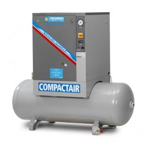 Creemers schroefcompressor RCA op ketel