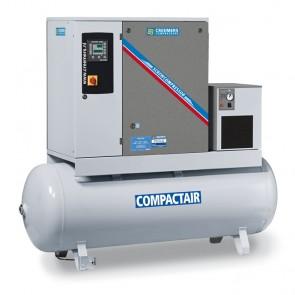 Creemers schroefcompressor RCB 7,5/270 CD (10 bar)