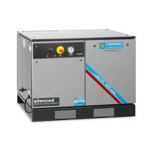 Creemers supergeluidgedempte zuigercompressor SGC (10 bar)