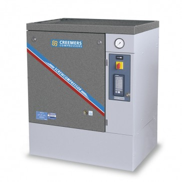 Creemers schroefcompressor RCA