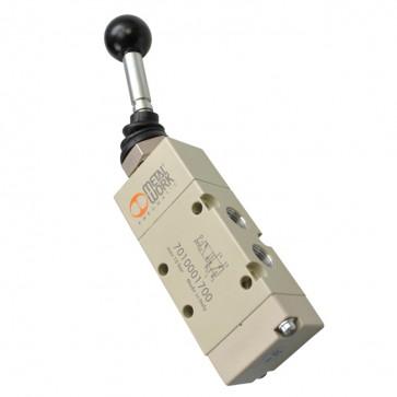Metal Work handbediend 5/2 ventiel MAV serie 70 VLB