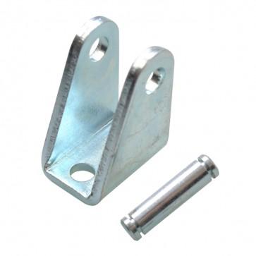 Metal Work rondcilinder contrascharnier BC