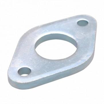 Metal Work rondcilinder flensbevestiging C