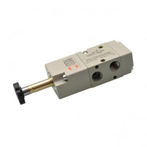 Metal Work elektrisch bediend 3/2 ventiel SOV serie 70