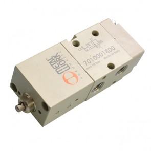 Metal Work handbediend 3/2 ventiel MAV 23 BRE NC (1/8)
