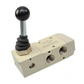 Metal Work handbediend 3/2 ventiel MAV serie 70
