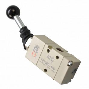 Metal Work handbediend 3/2 ventiel MAV serie 70 VLB