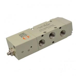 Metal Work handbediend 5/2 ventiel MAV 25 BRE OO (1/8)