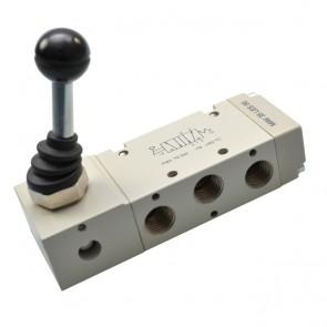 Metal Work handbediend 5/2 ventiel MAV serie 70