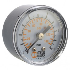 Metal Work manometer 40mm